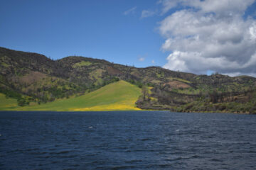 Image of lake on Epperson Ranch