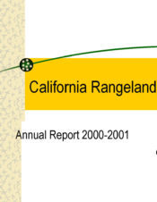 CRT Annual Report from 2001-2002